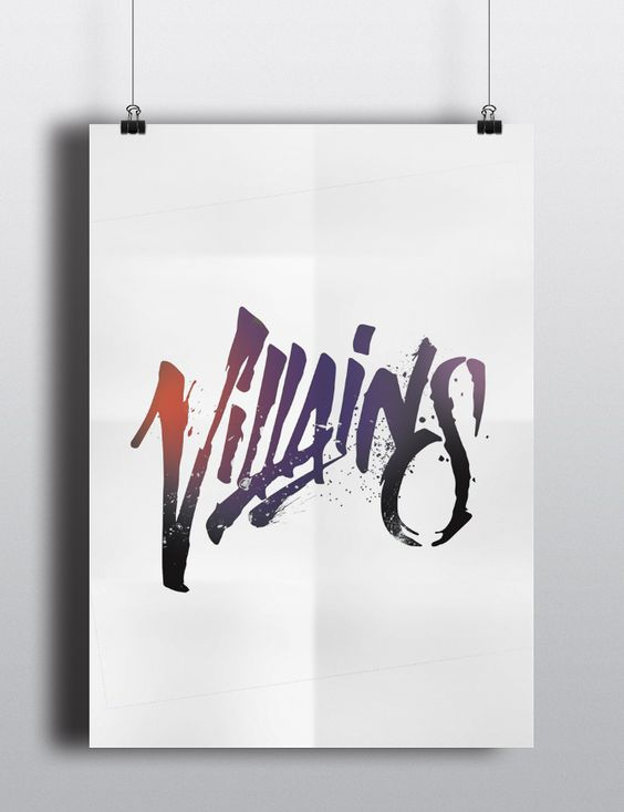 Villains - LY Design