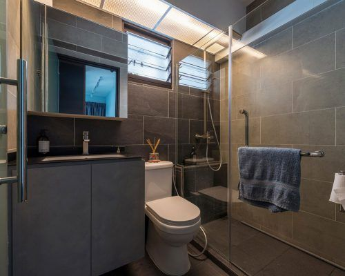 Ghim Moh Bathroom Interior Design Bathroom Interior Interior Design Singapore