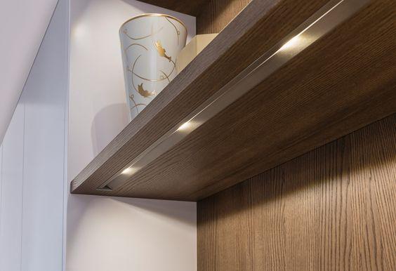 PUR-FS | TOPOS › Lacquer › Modern style › Kitchen › Kitchen | LEICHT – Modern kitchen design for contemporary living
