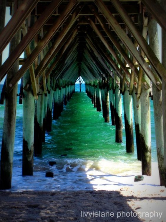 Sunset pier @ http://www.etsy.com/listing/45719853/beach-photo-peaceful-under-the-pier-8-x?ref=sr_gallery_39_search_query=North+Carolina+beaches_view_type=gallery_ship_to=US_page=4_search_type=all