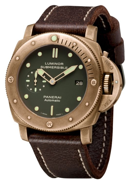 Panerai Luminor Submersible 1950 3 Days Automatic Bronzo