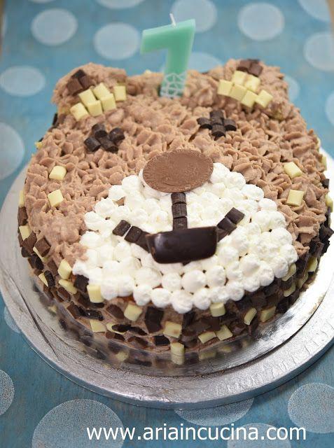 Blog di cucina di Aria: Torta Gatto...ovvero com\'è bella la vita ...