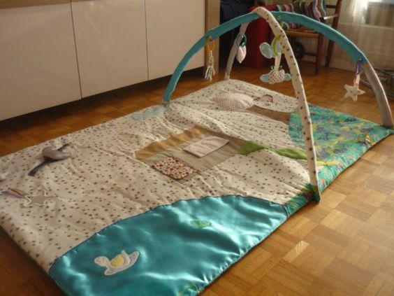 tapis d 39 veil grand forma avec arches b b elodie cr ations fait maison couture. Black Bedroom Furniture Sets. Home Design Ideas