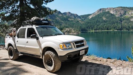 off Road Readers Rides January 2013 2003 Ford Explorer Sport Trac Xlt Photo 40920536