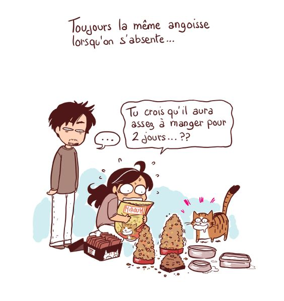 Angoisse... - YATUU - blog BD