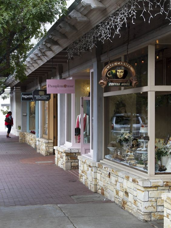 Carmel by the Sea on the Monterey Peninsula has a unique style and was great stop on our journey down the Pacific Coast Highway http://voyagebookers.com/carmel-ca-hotels/ #carmel # pacific_coast_highway