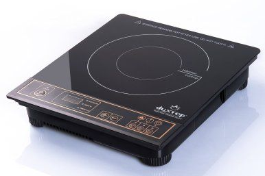 DUXTOP 1800-Watt Portable Induction Cooktop Countertop Burner 8100MC-