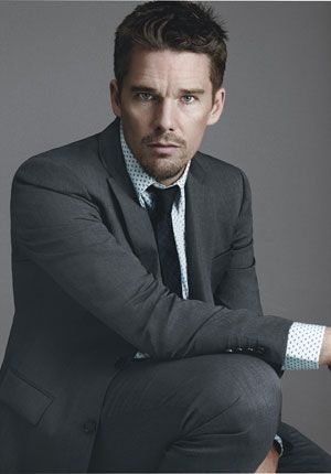 Ethan Hawke- Has he starred in any bird related films? Because he should.