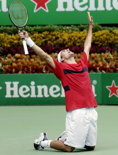20 Minuten - Der 2. Februar ist ein Feiertag für Roger Federer - Tennis