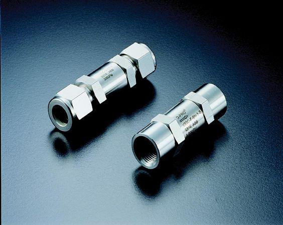 V33 Series Check Valves.  It's what we do.  DK-Lok Valves & Fittings