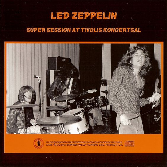 zappadalata: LED ZEPPELIN 1969-03-16 Copenhagen