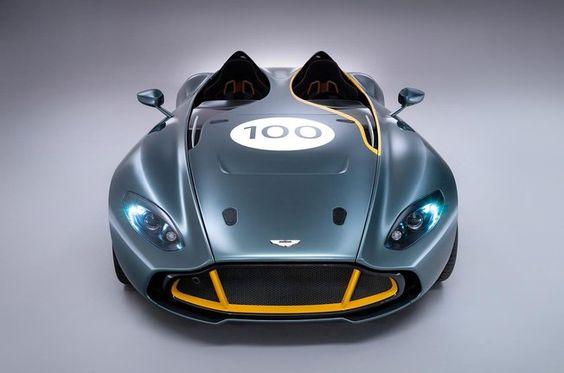 Concept-car : Aston Martin CC100 Speedster