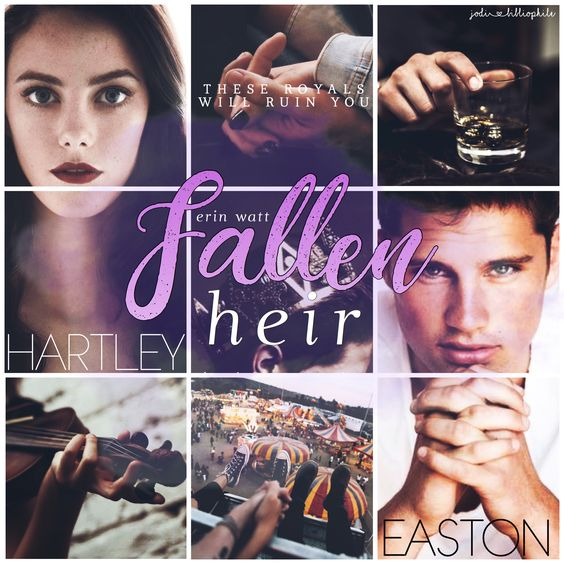 Fallen Heir by Erin Watt