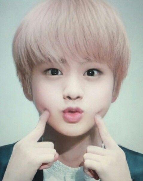Jin X baby filter â¤ï¸