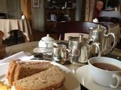 After a long bracing walk around the Howardian Hills, what could be better than refuelling with a delicious cream tea at one of the area's many tea rooms and cafes?