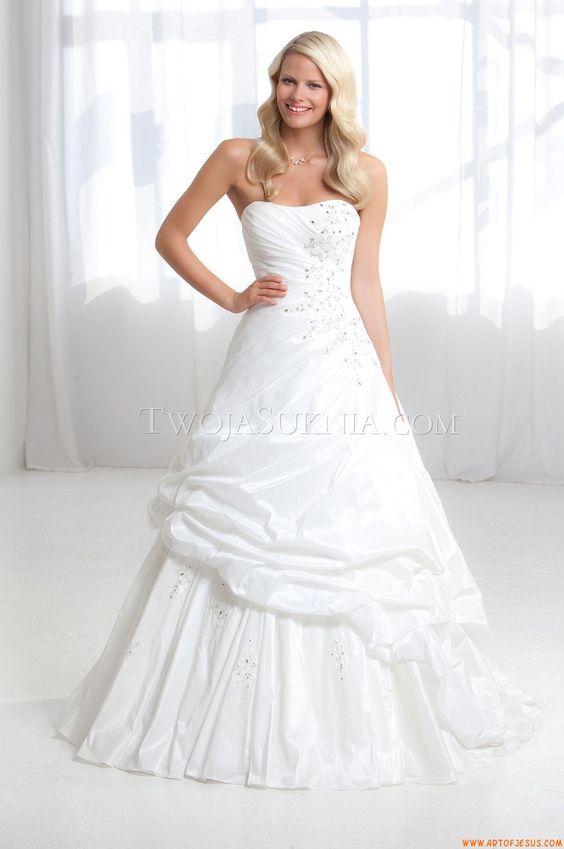 abiti da sposa Altara Dea Arona 2012