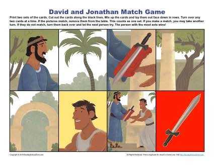 David And Jonathan David And Game On Pinterest