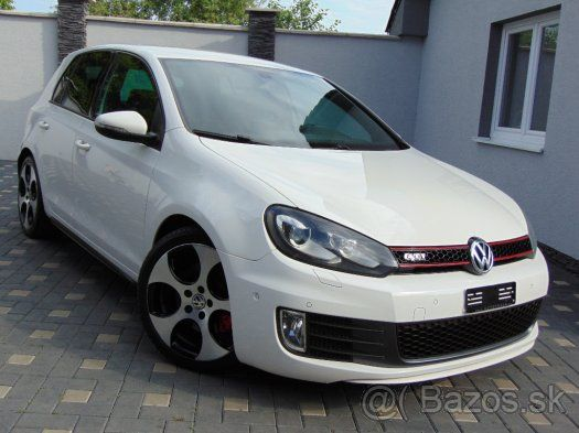 Volkswagen Golf Vi 2 0 Tfsi Gti Limited Edition Gti 211ps 1