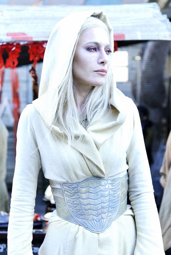 Defiance; Series Costume Design by Simonetta Mariano