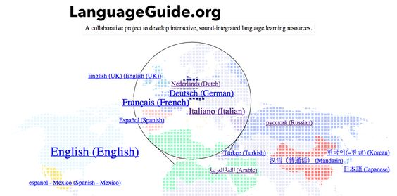 LanguageGuide.org - A free collaborative project to ...