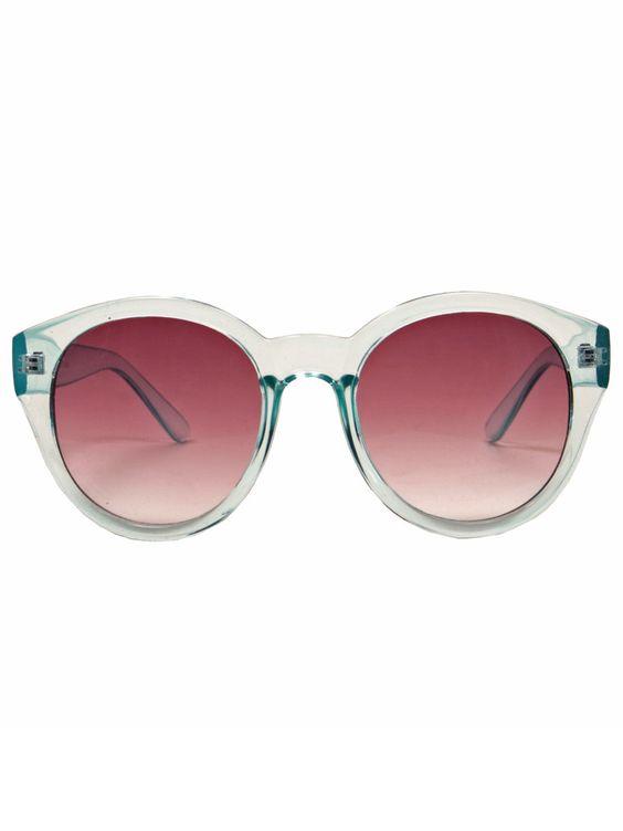 Michelle Sunglasses - Turquoise