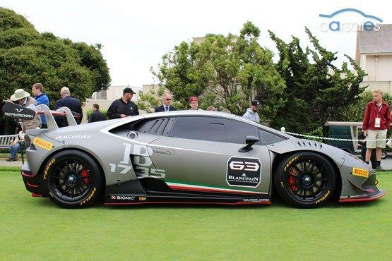 Lambo reveals its latest racer