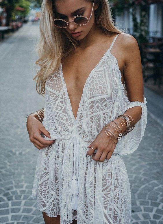 Surprisingly Cute Lace Dresses