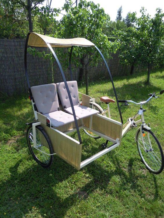 Starting a Pedicab Business