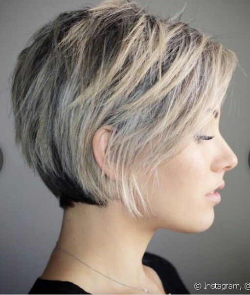 Best Hairstyle Photo Short Hair Styles Thick Hair Styles Short Hair With Layers