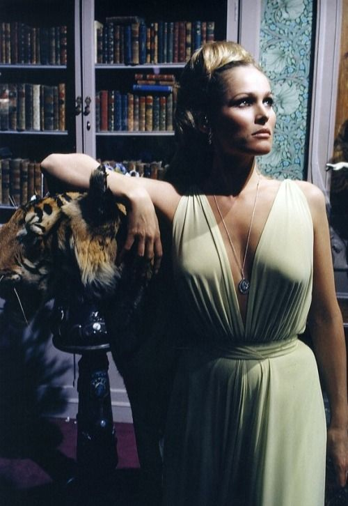 Ursula Andress in Casino Royale, 1965