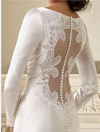 La robe de mariée de Bella Swan dans Twilight Chapitre 4 - Révélation Part 1