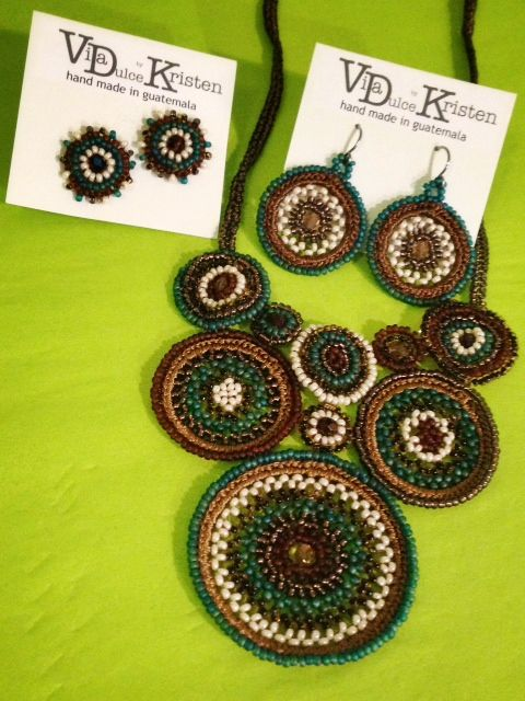 Via Dulce by Kristen | beaded jewelry hand made in Guatemala