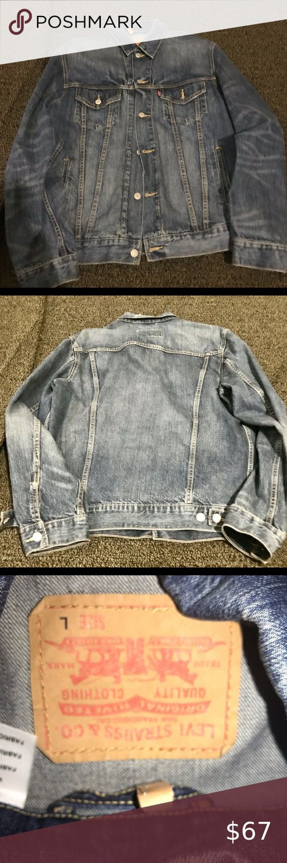 Vintage Levi S Jacket In 2020 Vintage Levis Jacket Vintage Levis Jackets
