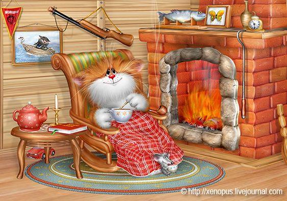 Illustrations by Journal A. Dolotova