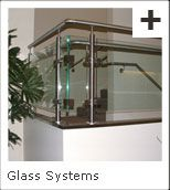 Glass Railing Systems Gallery