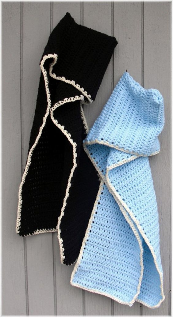 Free Knitting Pattern Hooded Scarf Pockets : Pinterest   The world s catalog of ideas