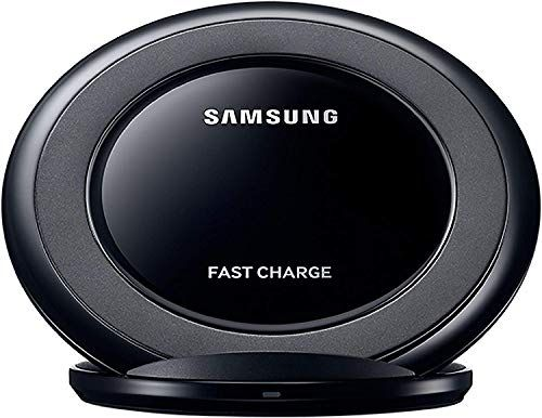 Samsung Ep Ng930bbegww Chargeur A Induction Stand Charge Rapide Noir En 2020 Chargeur Portable Samsung Chargeur Samsung