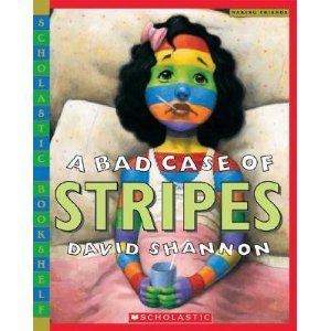 A Bade Case Of Stripes