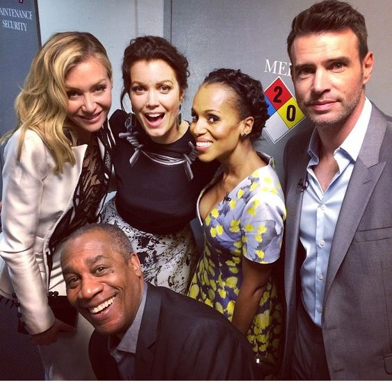 Portia De Rossi Young: Kerry Washington, Washington And Scott Foley On Pinterest