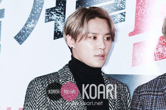 [PRESS PICS] 141124 JYJ at 'Big Match' VIP Premiere – Part 2