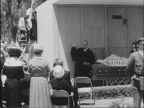 Marilyn Monroe Funeral | August 8, 1962 | Westwood Village Memorial Park Cemetery| Los Angeles, CA