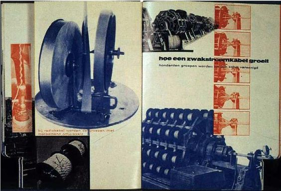 Piet Zwart - NKF (Netherlands Cable Factory) Catalogue, 1933