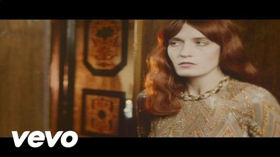 Florence + The Machine - Shake It OutAnother  song that I intend to use for my upcoming music playlist for storytelling part 2