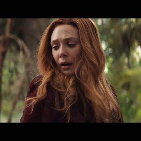 Elizabeth Olsen Scarlet Witch Image By Gwen Johnson On Marvel Scarlet Witch Female Avengers