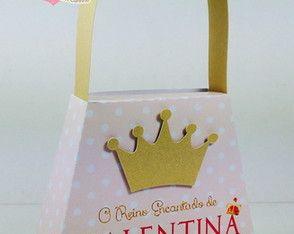 Caixa Bolsa Princesa