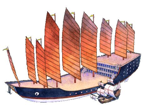 zheng he vs christopher columbus It seems more likely that the world and all its continents were discovered by a  chinese admiral named zheng he, whose fleets roamed the.