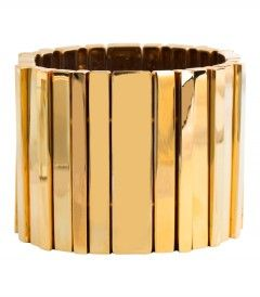 Lele Sadoughi Stairwell Cuff