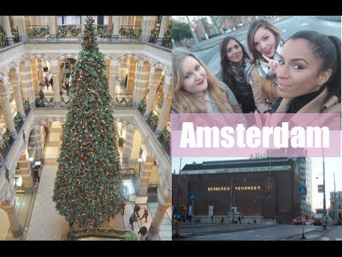 Sex Museum And Heineken Brewery | Amsterdam Day 2 | Aine's Wardrobe
