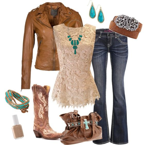 Rodeo mini-session clothing ideas minus the jacket. Without the cowboy boots. Maybe some knee boots!