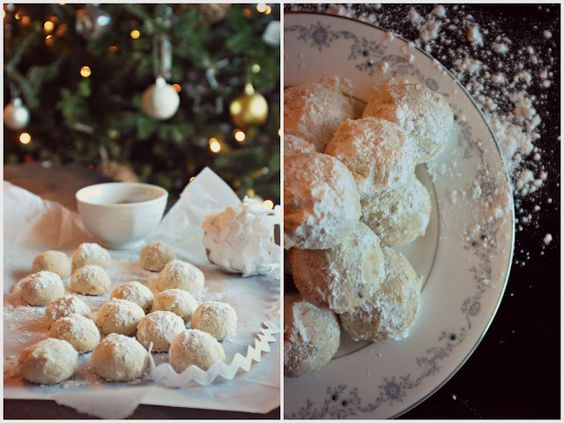 Snowball Cookies   Sylvia's Simple Life: From Our Hearts to Yours